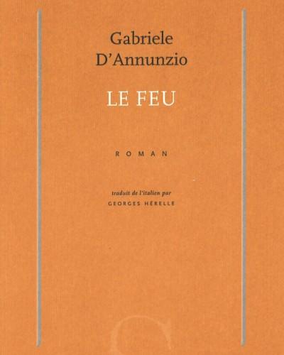 ANNUNZIO_Feu