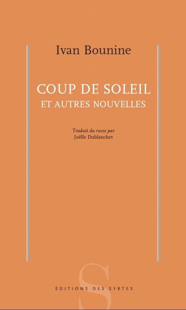 U0026quot Coup De Soleil Et Autres Nouvelles U0026quot