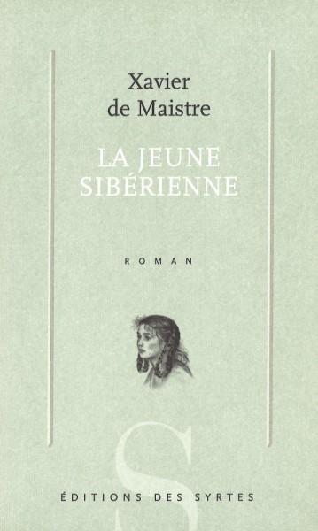 C_DE_MAISTRE_Jeune_Siberienne