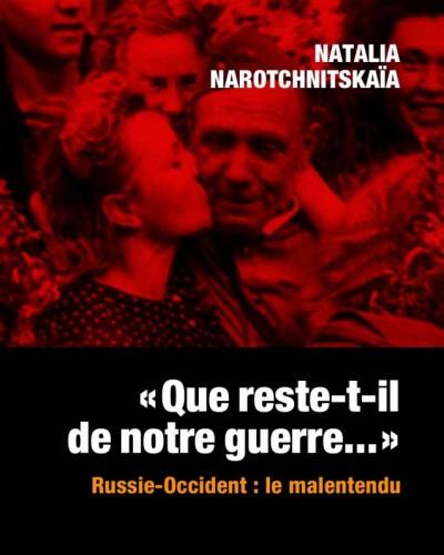 C_NAROTCHNITSKAIA_Que_reste