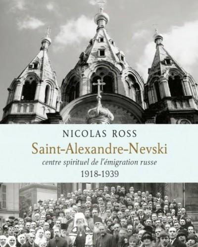 Une histoire de l'immigration russe en France - Nonfiction