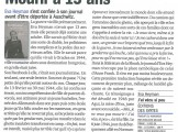 Presse_Heymann_J'ai vecu_