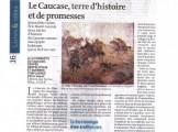 Presse_Hoesli_Caucase_La Croix 2007