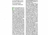 Presse_Ilis_Croisade_Matricule des anges 2010