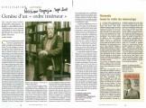 Presse_Nivat_Soljenitsyne_Politique Magazine 2011
