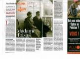 Presse_Tolstoi_Ma vie_Le Pelerin 2010